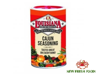 Bột Gia Vị Louisiana Cajun Seasoning Tastes Great On Everything (227Gr)