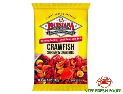 Bột Gia Vị Louisiana Crawfish Shrimp & Crab Boil (142G)